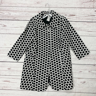 Primary Photo - BRAND: ADRIENNE VITTADINI STYLE: COAT LONG COLOR: DOTS SIZE: 12 SKU: 116-116126-34029