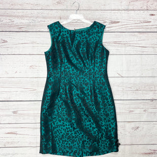 Primary Photo - BRAND: TAHARI BY ARTHUR LEVINE STYLE: DRESS SHORT SLEEVELESS COLOR: GREEN SIZE: 12 SKU: 116-116126-31477