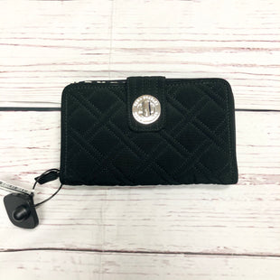 Primary Photo - BRAND: VERA BRADLEY STYLE: WALLET COLOR: BLACK SIZE: MEDIUM OTHER INFO: QUILT SKU: 116-116134-7271