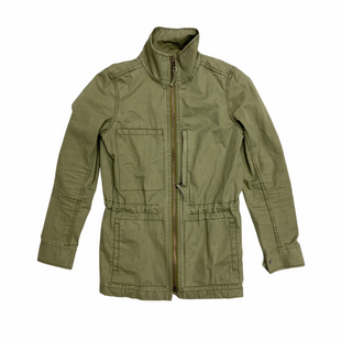 Primary Photo - BRAND: MADEWELL STYLE: JACKET OUTDOOR COLOR: OLIVE SIZE: XS SKU: 116-116137-9280
