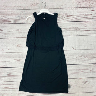 Primary Photo - BRAND: J JILL STYLE: DRESS SHORT SLEEVELESS COLOR: BLACK SIZE: XS SKU: 116-116134-7599