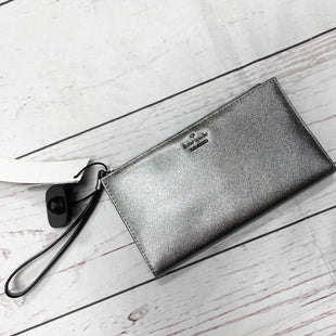 Primary Photo - BRAND: KATE SPADE STYLE: WALLET COLOR: SILVER SIZE: LARGE SKU: 116-116147-1132