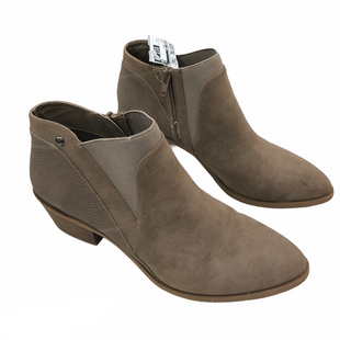 Primary Photo - BRAND: SIMPLY VERA STYLE: BOOTS ANKLE COLOR: BEIGE SIZE: 10 SKU: 116-116140-11364
