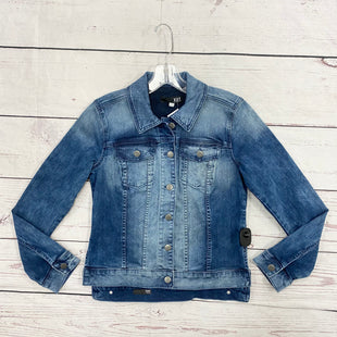 Primary Photo - BRAND: KUT STYLE: JACKET OUTDOOR COLOR: DENIM BLUE SIZE: XS SKU: 116-116141-6991