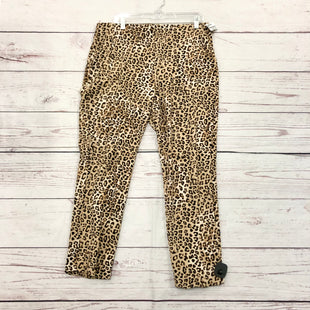 Primary Photo - BRAND: CHICOS STYLE: PANTS COLOR: LEOPARD PRINT SIZE: 14 SKU: 116-116137-8217