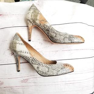 Primary Photo - BRAND: CORSO COSMO STYLE: SHOES HIGH HEEL COLOR: SNAKESKIN PRINT SIZE: 10 SKU: 116-116134-3345