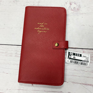 Primary Photo - BRAND: MAURICES STYLE: WALLET COLOR: RED SIZE: LARGE SKU: 116-116140-7361