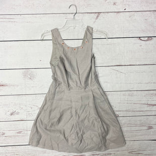 Primary Photo - BRAND: BCBGENERATION STYLE: DRESS SHORT SLEEVELESS COLOR: METALLIC SIZE: 0 SKU: 116-116126-31384