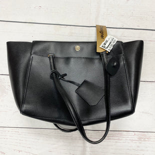 Primary Photo - BRAND: TORY BURCH STYLE: HANDBAG DESIGNER COLOR: BLACK SIZE: LARGE OTHER INFO: AS IS HANDLE SKU: 116-116140-7249