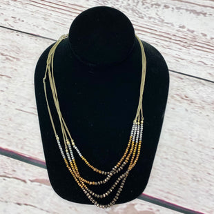 Primary Photo - BRAND: KENNETH COLE STYLE: NECKLACE COLOR: GOLD SKU: 116-116134-7051