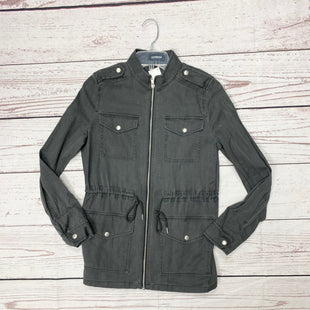 Primary Photo - BRAND: EXPRESS STYLE: JACKET OUTDOOR COLOR: GREY SIZE: XS SKU: 116-116140-8183