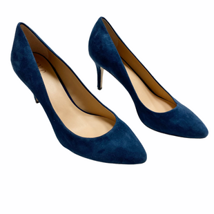 Primary Photo - BRAND: INC STYLE: SHOES HIGH HEEL COLOR: NAVY SIZE: 9.5 SKU: 116-116147-2225