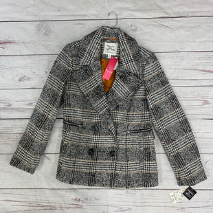 Primary Photo - BRAND:    CLOTHES MENTOR STYLE: COAT SHORT COLOR: PLAID SIZE: M OTHER INFO: MARALYN & ME - NWT MSRP 89.50 SKU: 116-116126-32644