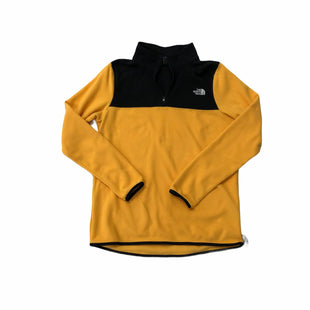 Primary Photo - BRAND: NORTHFACE STYLE: FLEECE COLOR: YELLOW SIZE: M SKU: 116-116147-2247