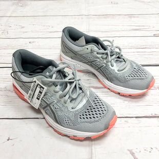 Primary Photo - BRAND: ASICS STYLE: SHOES ATHLETIC COLOR: GREY SIZE: 8 SKU: 116-116147-812