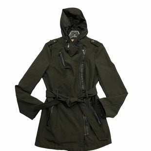 Primary Photo - BRAND: MICHAEL BY MICHAEL KORS STYLE: COAT SHORT COLOR: OLIVE SIZE: S SKU: 116-116140-11409