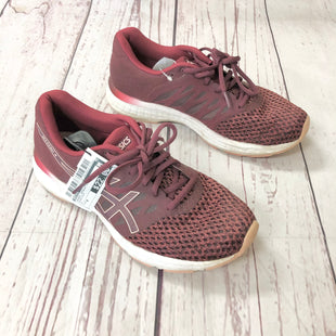 Primary Photo - BRAND: ASICS STYLE: SHOES ATHLETIC COLOR: BURGUNDY SIZE: 9 SKU: 116-116134-7577