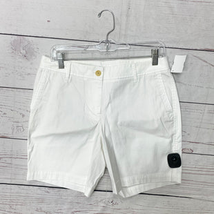 Primary Photo - BRAND: TALBOTS STYLE: SHORTS COLOR: WHITE SIZE: 4 OTHER INFO: RELAXED CHINO SKU: 116-116134-7594