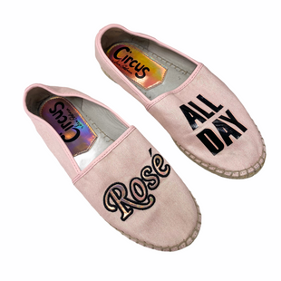 Primary Photo - BRAND: CIRCUS BY SAM EDELMAN STYLE: SHOES FLATS COLOR: PINK SIZE: 7 SKU: 116-116126-36451