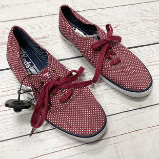 Primary Photo - BRAND: KEDS STYLE: SHOES ATHLETIC COLOR: POLKADOT SIZE: 10 SKU: 116-116140-7155