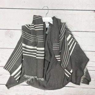 Primary Photo - BRAND: J CREW STYLE: PONCHO COLOR: STRIPED SIZE: ONESIZE SKU: 116-116126-31415