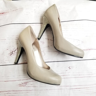 Primary Photo - BRAND: NINE WEST STYLE: SHOES HIGH HEEL COLOR: TAUPE SIZE: 6 SKU: 116-116126-3330