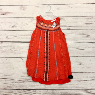 Primary Photo - BRAND: BRAEVE STYLE: TUNIC SHORT SLEEVE COLOR: RED SIZE: XS SKU: 116-116140-7498