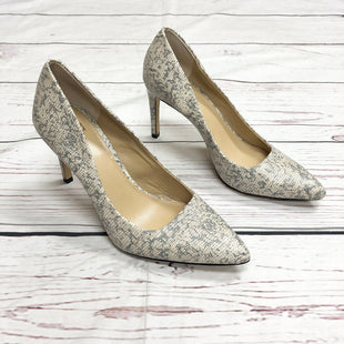Primary Photo - BRAND: ANN TAYLOR STYLE: SHOES HIGH HEEL COLOR: SNAKESKIN PRINT SIZE: 6.5 SKU: 116-116140-6970