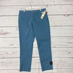 Primary Photo - BRAND: TORY BURCH STYLE: PANTS COLOR: BLUE SIZE: 12 SKU: 116-116134-7447