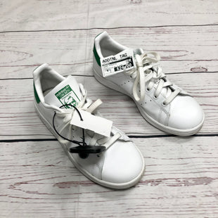 Primary Photo - BRAND: ADIDAS STYLE: SHOES ATHLETIC COLOR: WHITE SIZE: 6 OTHER INFO: STAN SMITHS AS IS WEAR SKU: 116-116137-8013