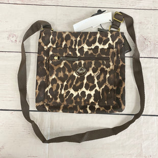 Primary Photo - BRAND: COACH STYLE: HANDBAG DESIGNER COLOR: ANIMAL PRINT SIZE: SMALL SKU: 116-116126-33777