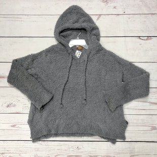 Primary Photo - BRAND: POL STYLE: FLEECE COLOR: GREY SIZE: L SKU: 116-116134-8037