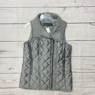 Primary Photo - BRAND: MARC NEW YORK STYLE: VEST DOWN COLOR: CHARCOAL SIZE: M SKU: 116-116140-8801