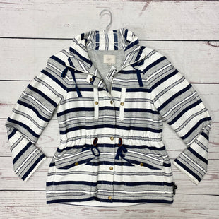 Primary Photo - BRAND: LOFT STYLE: JACKET OUTDOOR COLOR: STRIPED SIZE: M SKU: 116-116147-1351