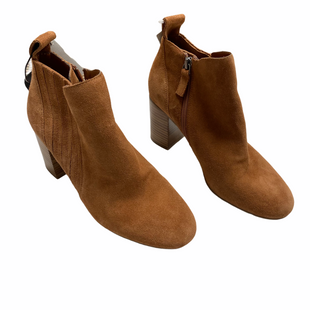 Primary Photo - BRAND: 14TH AND UNION STYLE: BOOTS ANKLE COLOR: RUST SIZE: 8.5 OTHER INFO: AS IS SKU: 116-116147-2265
