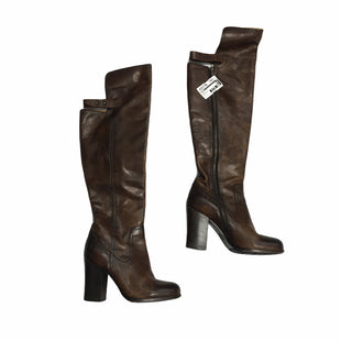 Primary Photo - BRAND: FRYE STYLE: BOOTS KNEE COLOR: BROWN SIZE: 7 OTHER INFO: MSRP $498 SKU: 116-116140-11501