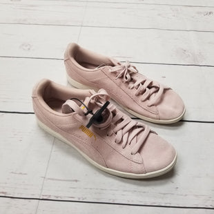 Primary Photo - BRAND: PUMA STYLE: SHOES ATHLETIC COLOR: DUSTY PINK SIZE: 9 SKU: 116-116126-30234