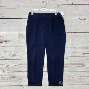 Primary Photo - BRAND: BANANA REPUBLIC STYLE: PANTS COLOR: NAVY SIZE: 4 OTHER INFO: AVERY SKU: 116-116134-7336