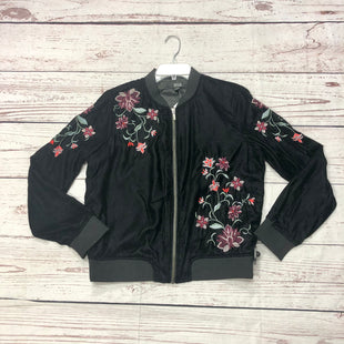 Primary Photo - BRAND: ANA STYLE: JACKET OUTDOOR COLOR: FLORAL SIZE: L OTHER INFO: VELVET SKU: 116-116126-30549