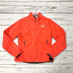 Primary Photo - BRAND: NORTHFACE STYLE: JACKET OUTDOOR COLOR: ORANGE SIZE: S SKU: 116-116130-8760