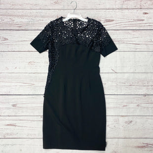 Primary Photo - BRAND: T TAHARI STYLE: DRESS SHORT SHORT SLEEVE COLOR: BLACK SIZE: 10 SKU: 116-116126-31480