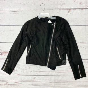 Primary Photo - BRAND: BOOHOO BOUTIQUE STYLE: JACKET OUTDOOR COLOR: BLACK SIZE: S SKU: 116-116141-6159