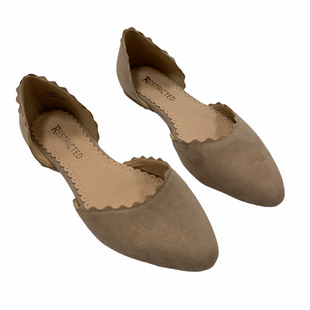 Primary Photo - BRAND: EARTH ORIGINS STYLE: SANDALS FLAT COLOR: BROWN SIZE: 7WOTHER INFO: WIDE SKU: 116-116126-35364.