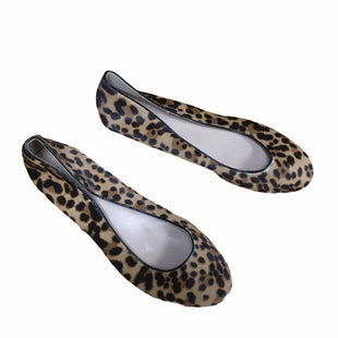 Primary Photo - BRAND: J CREW STYLE: SHOES FLATS COLOR: ANIMAL PRINT SIZE: 9 SKU: 116-116140-11698