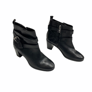 Primary Photo - BRAND: LAUREN BY RALPH LAUREN STYLE: BOOTS ANKLE COLOR: BLACK SIZE: 8 SKU: 116-116126-35180
