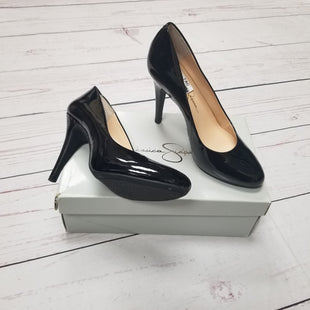 Primary Photo - BRAND: JESSICA SIMPSON STYLE: SHOES HIGH HEEL COLOR: BLACK SIZE: 8 SKU: 116-116126-30632