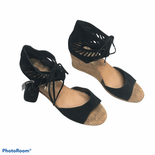 Primary Photo - BRAND: DOLCE VITA STYLE: SANDALS HIGH COLOR: BLACK SIZE: 10 SKU: 116-116140-10917