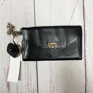 Primary Photo - BRAND: SALVATORE FERRAGAMO STYLE: WALLET COLOR: BLACK SIZE: MEDIUM OTHER INFO: AS IS SKU: 116-116126-30641