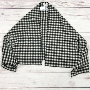 Primary Photo - BRAND: J CREW STYLE: PONCHO COLOR: PLAID SIZE: ONESIZE SKU: 116-116140-7563