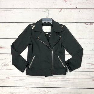 Primary Photo - BRAND: MAURICES STYLE: JACKET OUTDOOR COLOR: BLACK SIZE: XS SKU: 116-116126-31853